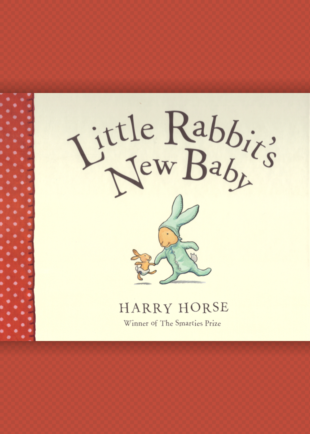 Cover Little Rabbit New Baby