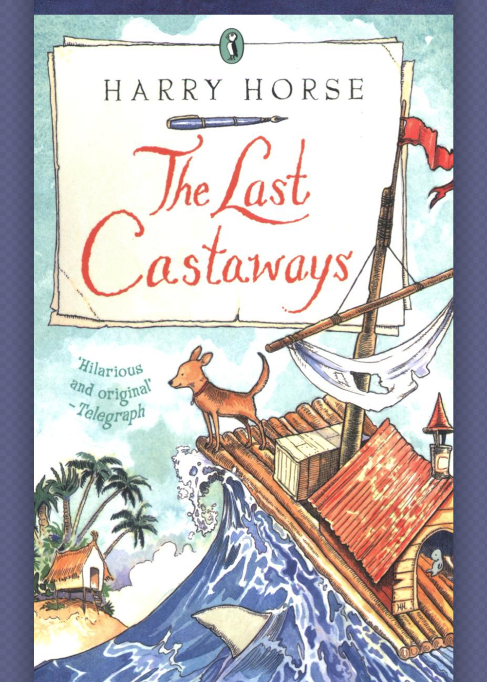 Book Cover Last Castaways