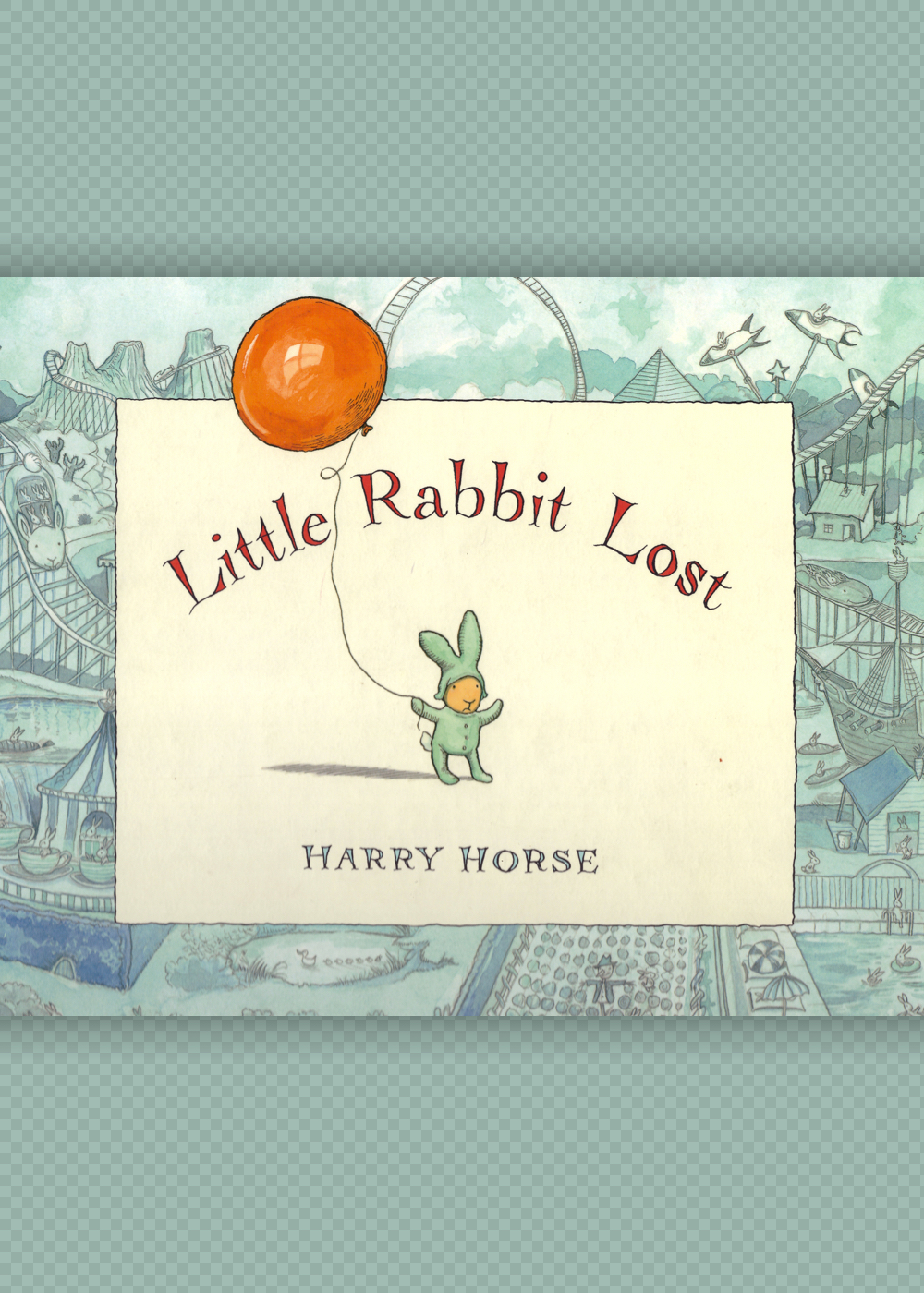 Cover Little Rabbit Lost