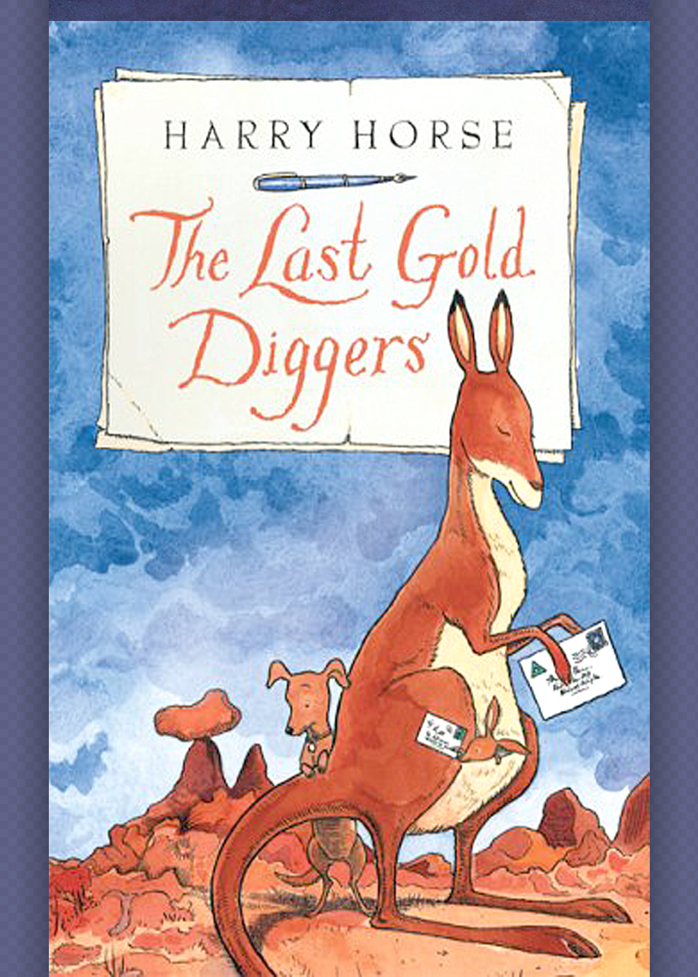 Book Cover Last Gold Diggers