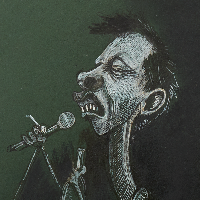 Shane MacGowan The Pogues Thumb