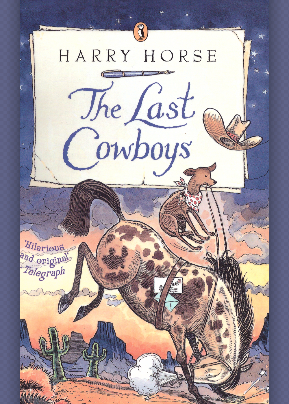Cover Last Cowboys